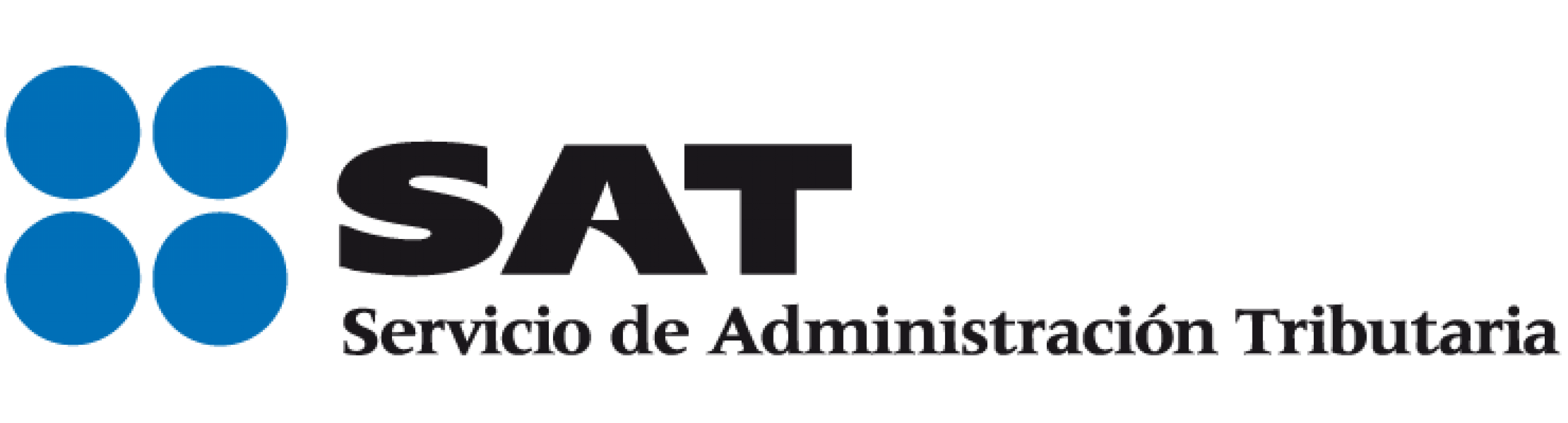 Resultado de imagen para logo del sat
